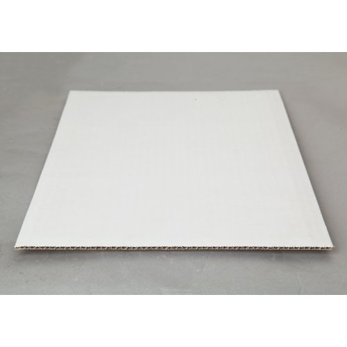 Single Wall White Cake Pads - Full sheet