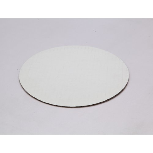 "C-Flute White Cake Circles - 14"""