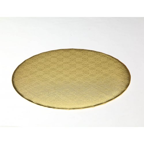 D/W Gold Circle Wrap Arounds  - 9""