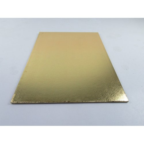 D/W Gold Pad Wrap Arounds  - 1/4 Sheet
