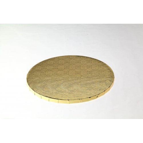 Gold Round Drums B/C-Flute