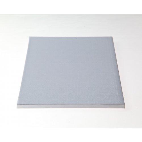 White Sheet Drums B/C-Flute - 1/4 Sheet