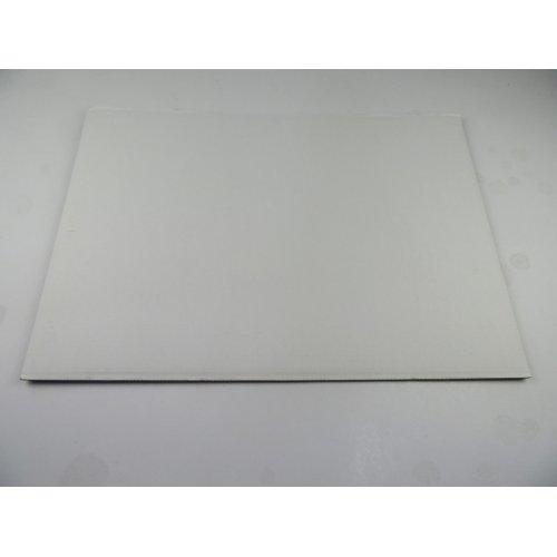 Square C-Flute Kraft/White Pads