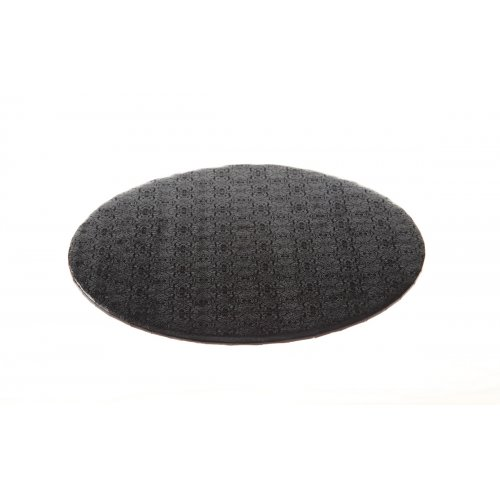 D/W Black Circle Wrap Arounds - 9""