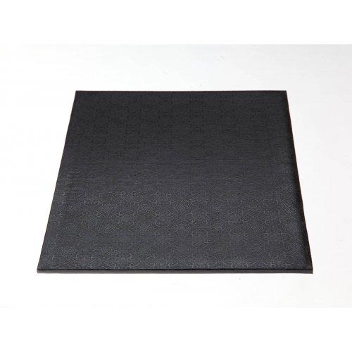 D/W Black Pad Wrap Arounds - 1/4 Sheet
