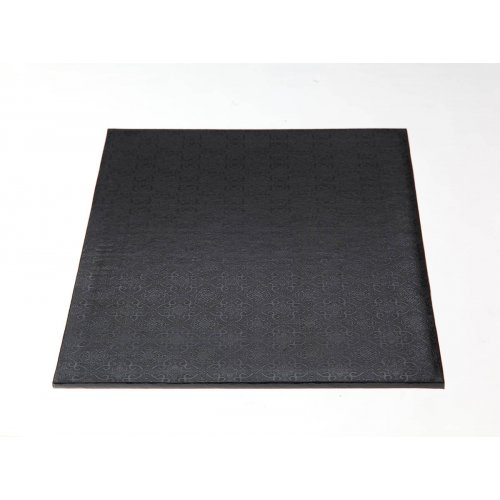 D/W Black Pad Wrap Arounds - 1/2 Sheet