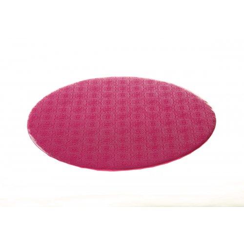 """D/W Pink Circle Wrap Arounds - 8"""""""