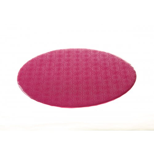 """D/W Pink Circle Wrap Arounds - 16"""""""