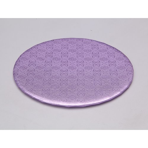 """D/W Lilac Circle Wrap Arounds - 18"""""""