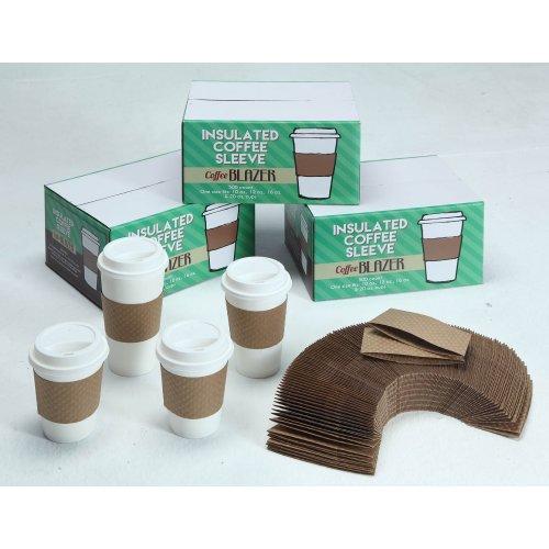 Cup Coffee Sleeves (12-20oz)