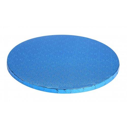 "Blue Round Drums B/C-Flute - 9"""