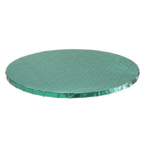 Green Round Drums B/C-Flute