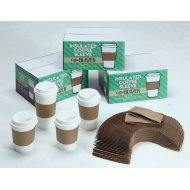 Cup Coffee Sleeves (12-20oz) - N/A